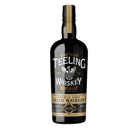 Teeling Birthday Batch Special Release 6th Birthday Whiskey