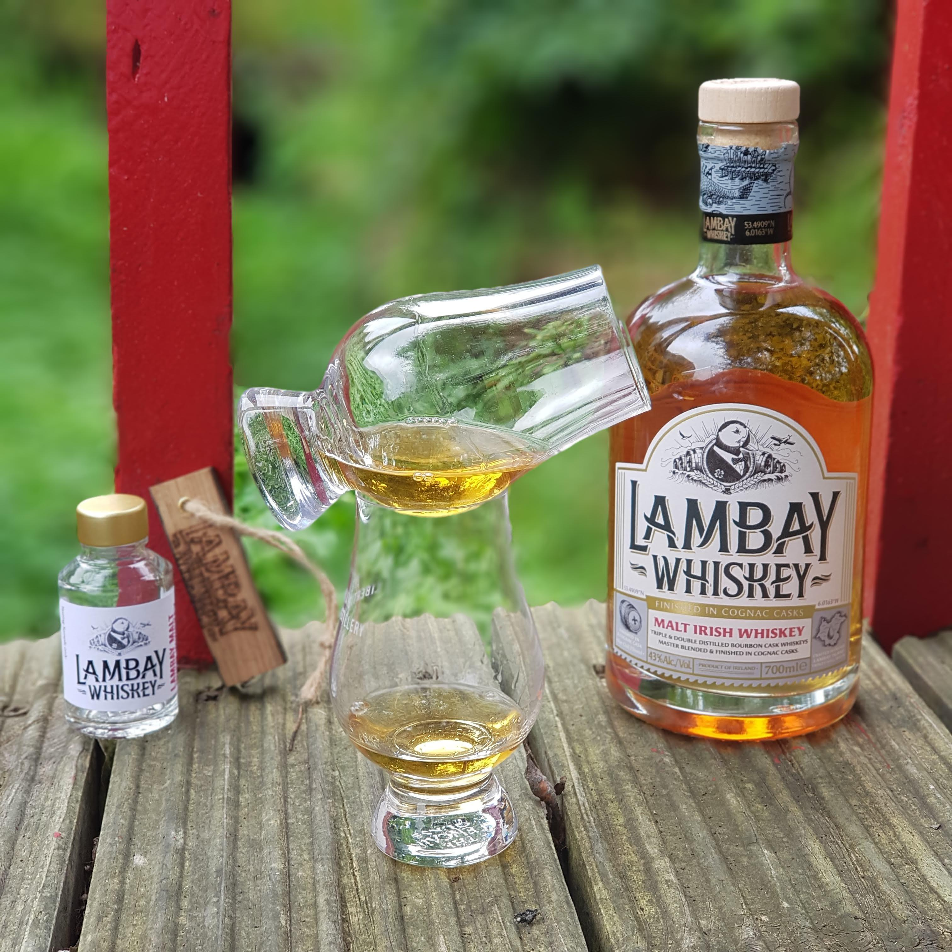Lambay Malt Whiskey Review - The Pot Still - Lambay Island