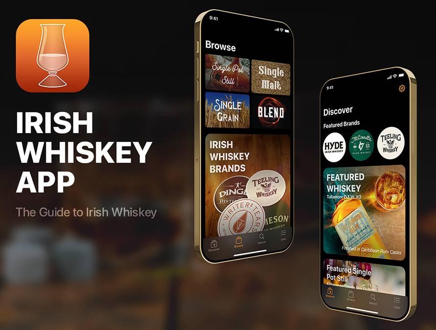 Irish Whiskey App