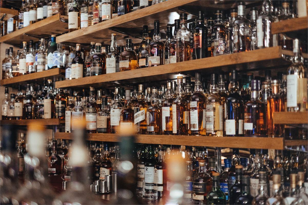 Mystery Whiskey Tasting - The Pot Still