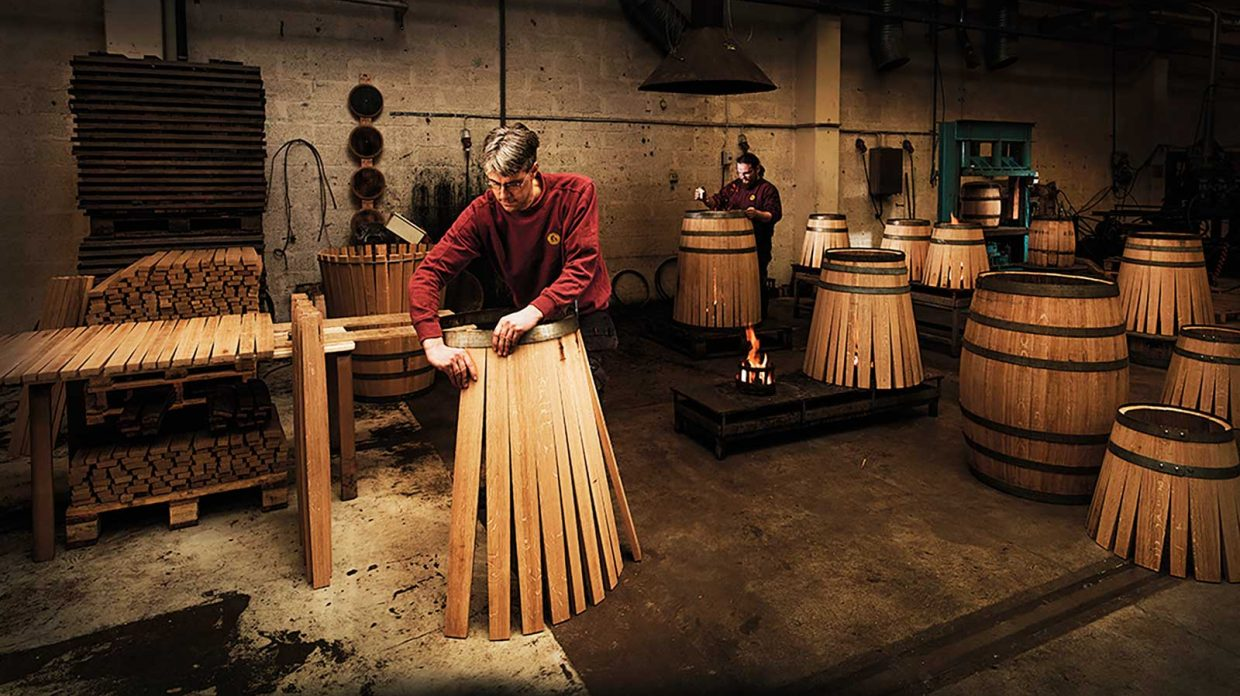 The Role Of A Cooper In Whiskey Making - Cask Maker